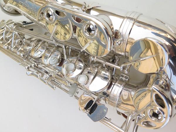 Saxophone alto Selmer Mark 7 argenté (2)