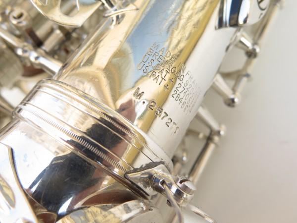 Saxophone alto Selmer Mark 7 argenté (4)