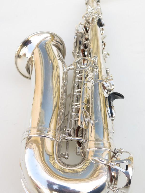 Saxophone alto Selmer Mark 7 argenté (5)