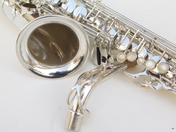 Saxophone alto Selmer Mark 7 argenté (6)
