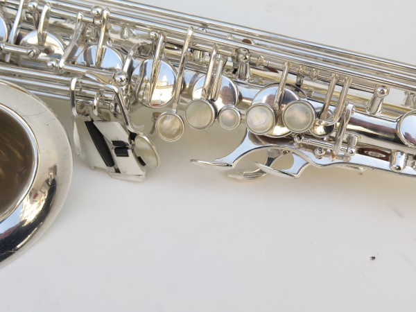 Saxophone alto Selmer Mark 7 argenté (7)