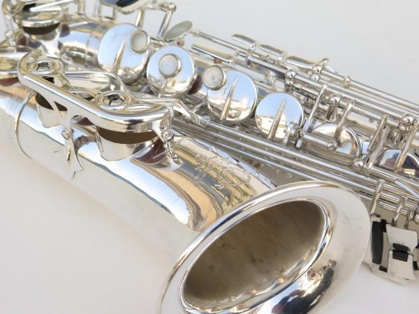Saxophone alto Selmer Mark 7 argenté (8)