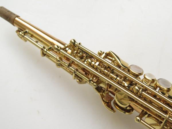 Saxophone soprano Yanagisawa S 902 verni (10)