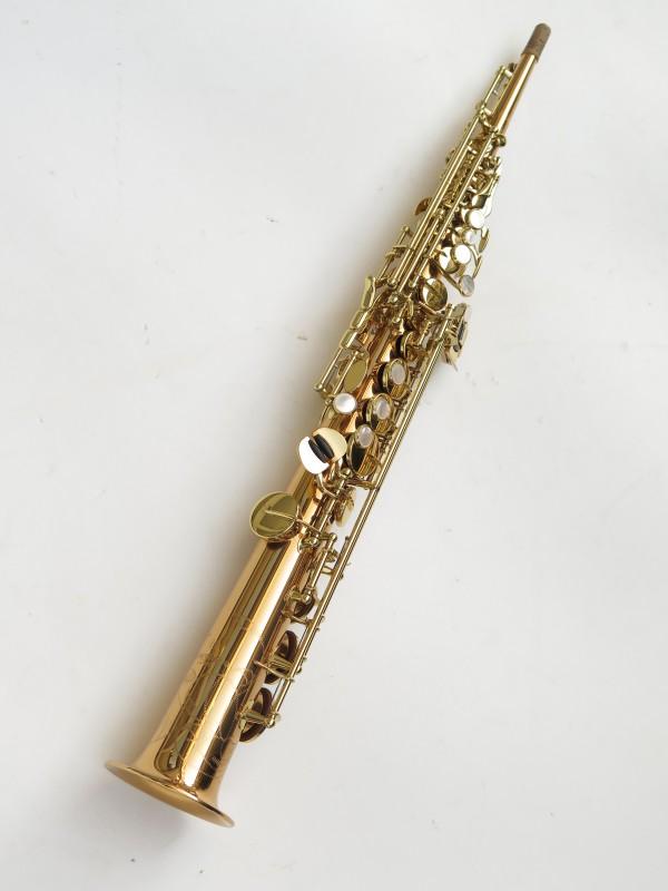 Saxophone soprano Yanagisawa S 902 verni (4)