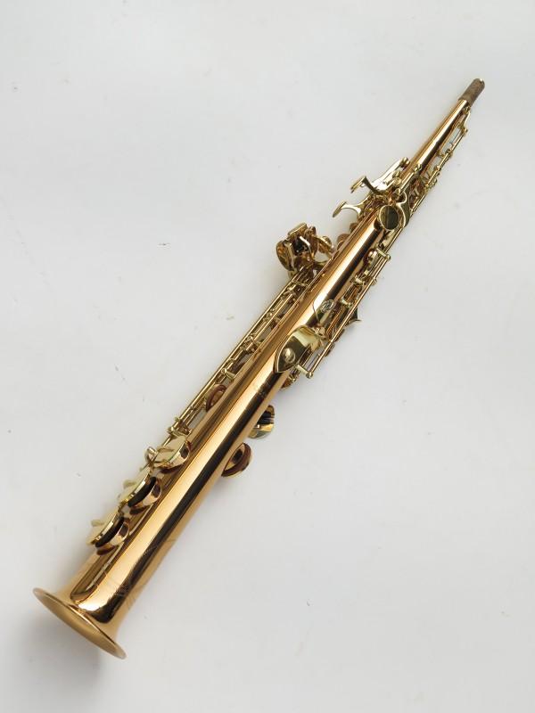 Saxophone soprano Yanagisawa S 902 verni (5)