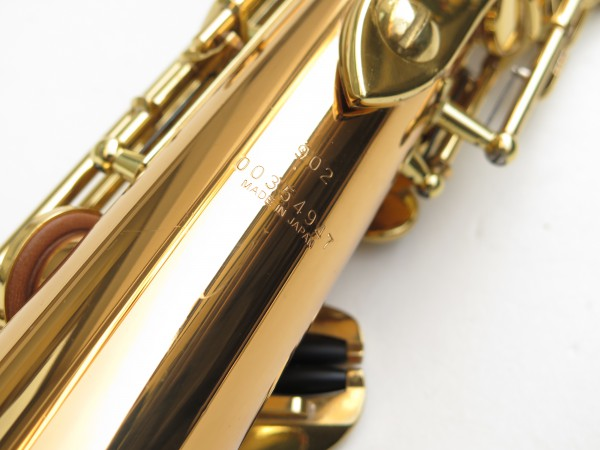 Saxophone soprano Yanagisawa S 902 verni (7)