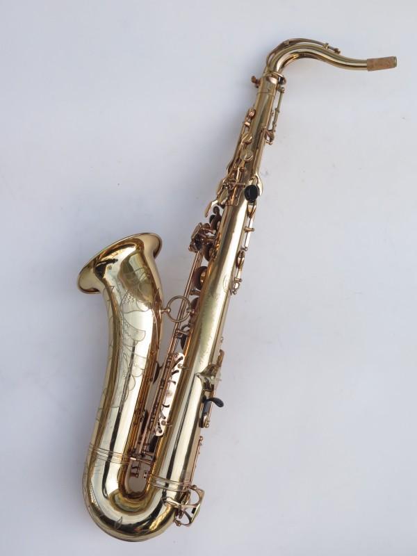 Saxophone ténor Selmer Mark 6 verni gravé (14)
