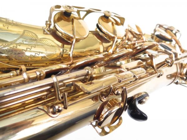 Saxophone ténor Selmer Mark 6 verni gravé (7)