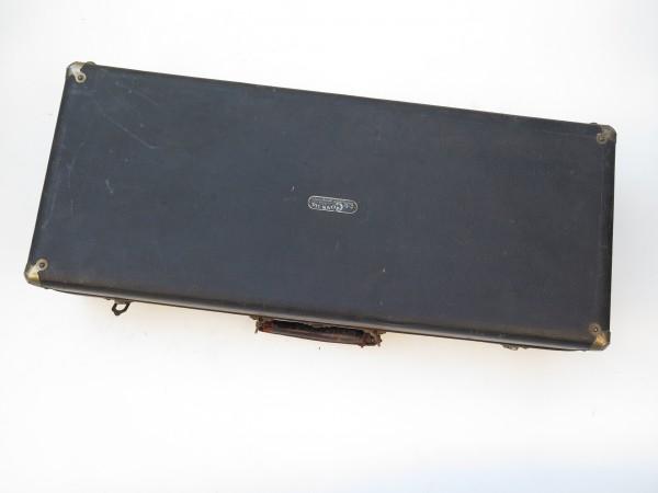 Saxophone C Melody Conn New Wonder 2 argenté sablé (13)