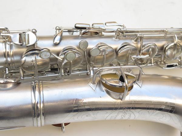 Saxophone C Melody Conn New Wonder 2 argenté sablé (2)