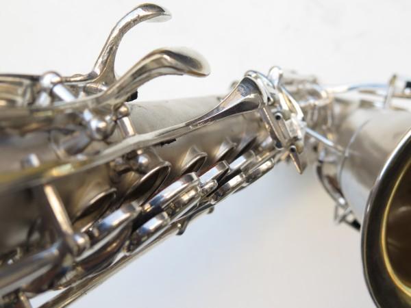 Saxophone C Melody Conn New Wonder 2 argenté sablé (5)