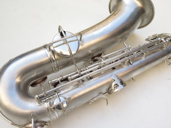 Saxophone C Melody Conn new wonder 2 argenté sablé (8)