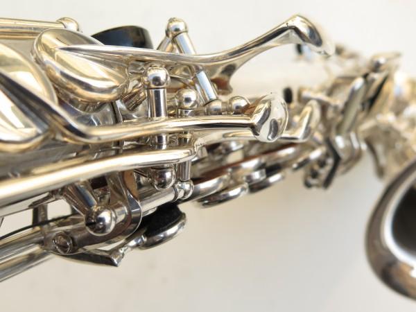 Saxophone alto Selmer Mark 6 argenté gravé (1)