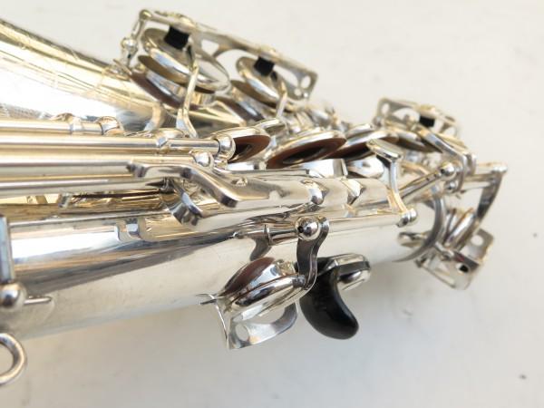 Saxophone alto Selmer Mark 6 argenté gravé (15)