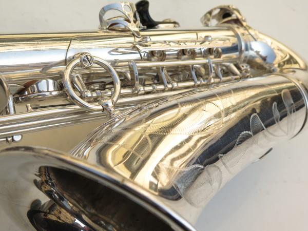 Saxophone alto Selmer Mark 6 argenté gravé (2)