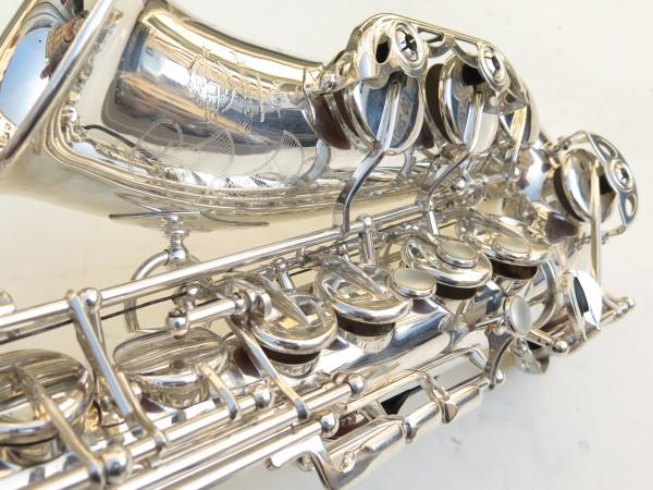 Saxophone alto Selmer Mark 6 argenté gravé (3)