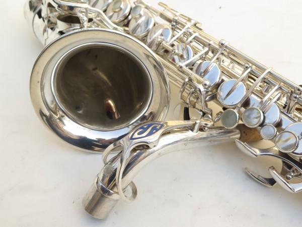 Saxophone alto Selmer Mark 6 argenté gravé (4)