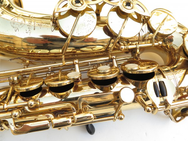 Saxophone alto Selmer Mark 6 verni (4)