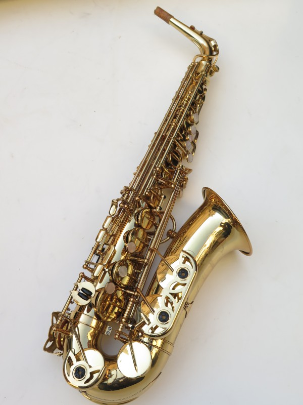 Saxophone alto Yanagisawa A800 verni (13)