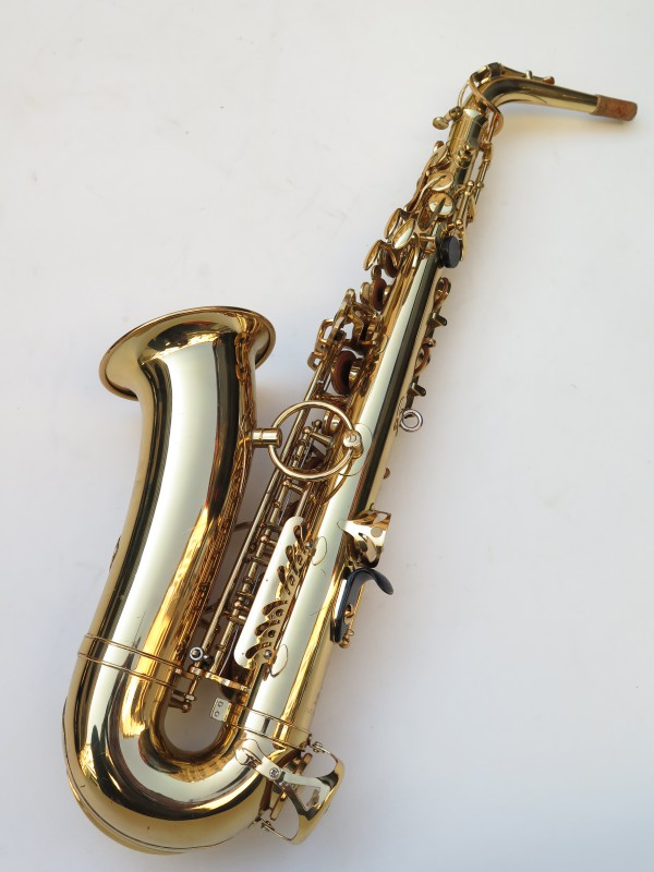 Saxophone alto Yanagisawa A800 verni (14)