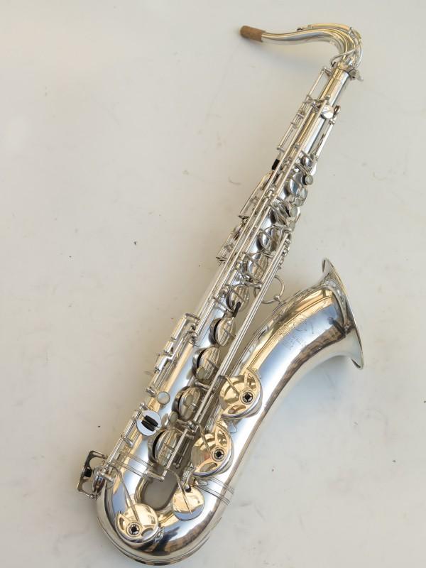 Saxophone ténor Selmer Balanced Action argenté (11)