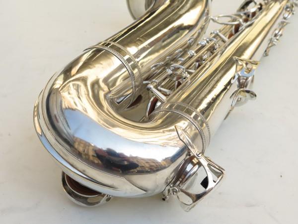 Saxophone ténor Selmer Balanced Action argenté (13)
