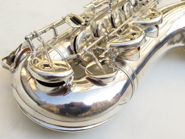 Saxophone ténor Selmer Balanced Action argenté (14)