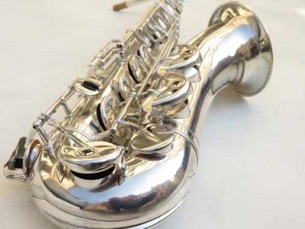Saxophone ténor Selmer Balanced Action argenté (15)