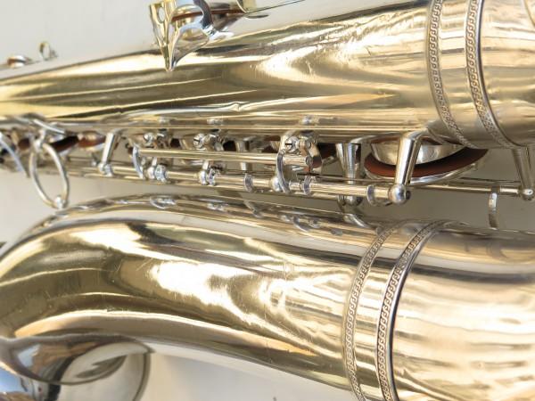Saxophone ténor Selmer Balanced Action argenté (4)