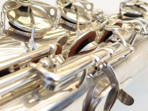 Saxophone ténor Selmer Balanced Action argenté (6)