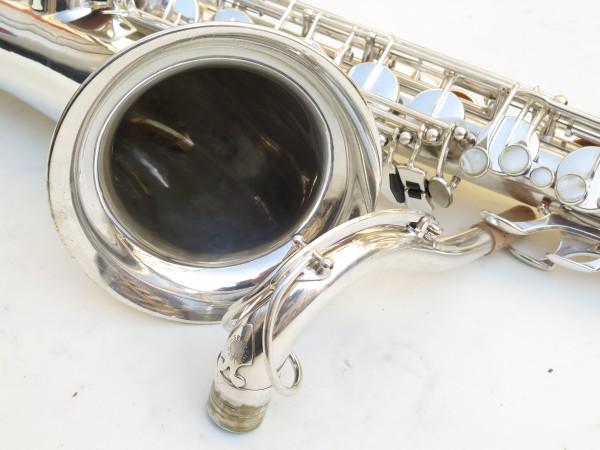 Saxophone ténor Selmer Balanced Action argenté (8)