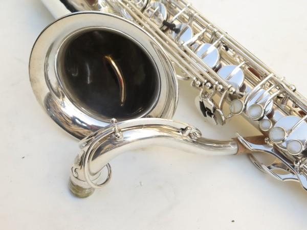 Saxophone ténor Selmer Balanced Action argenté (9)