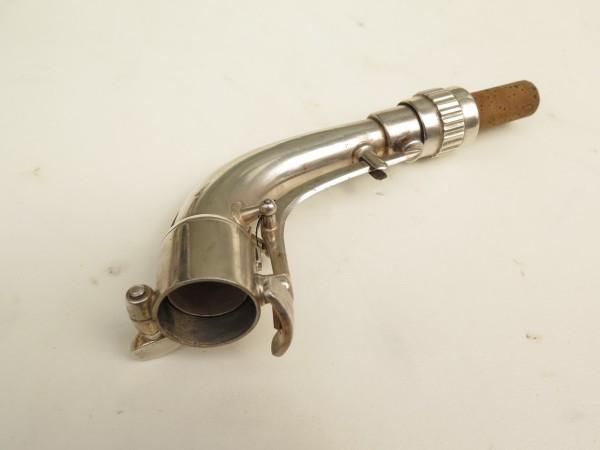 Saxophone alto Conn 6M 8 US Army argenté sablé ladyface (2)