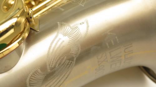 Saxophone alto Keilwerth SX90R maillechort verni gravé (1)