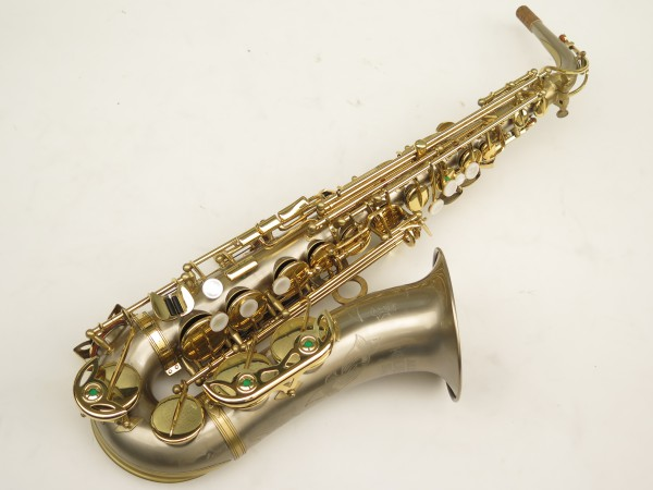 Saxophone alto Keilwerth SX90R maillechort verni gravé (12)