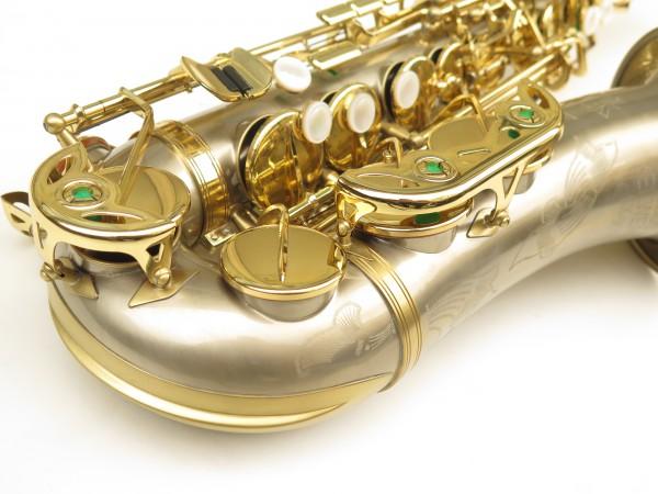 Saxophone alto Keilwerth SX90R maillechort verni gravé (14)