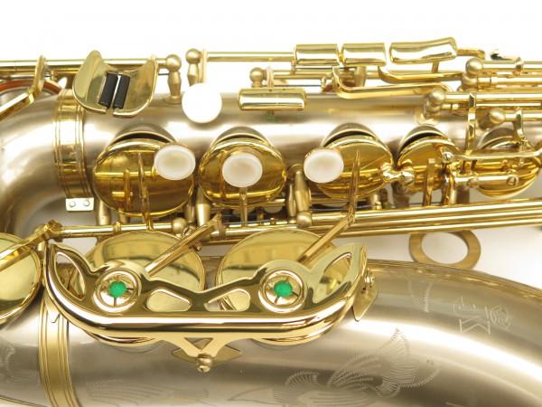 Saxophone alto Keilwerth SX90R maillechort verni gravé (3)