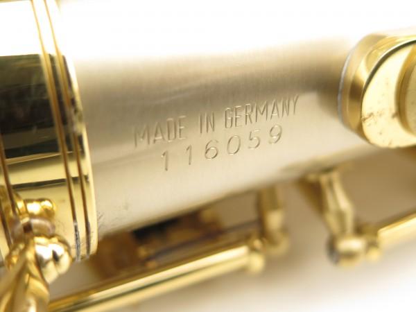 Saxophone alto Keilwerth SX90R maillechort verni gravé (5)