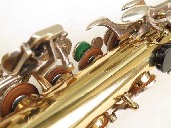 Saxophone alto Selmer Mark 6 verni clés argentées (7)