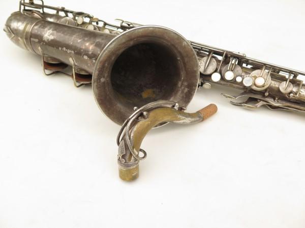 Saxophone ténor Selmer Cigar cutter argenté (10)