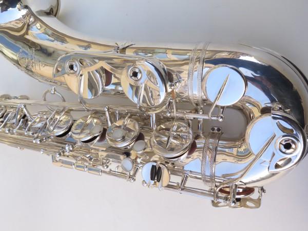 Saxophone ténor Selmer Mark 6 argenté (21)