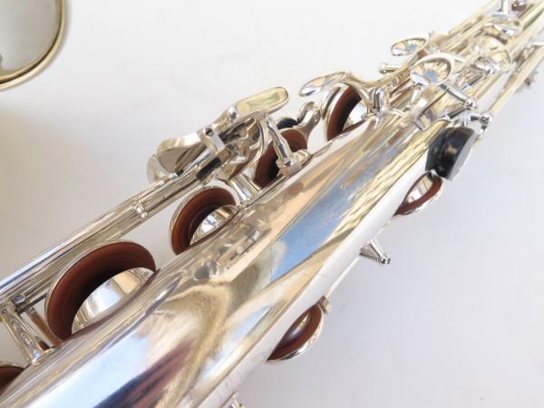 Saxophone ténor Selmer Mark 6 argenté (24)
