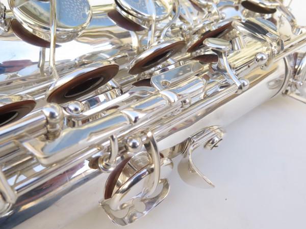 Saxophone ténor Selmer Mark 6 argenté (25)