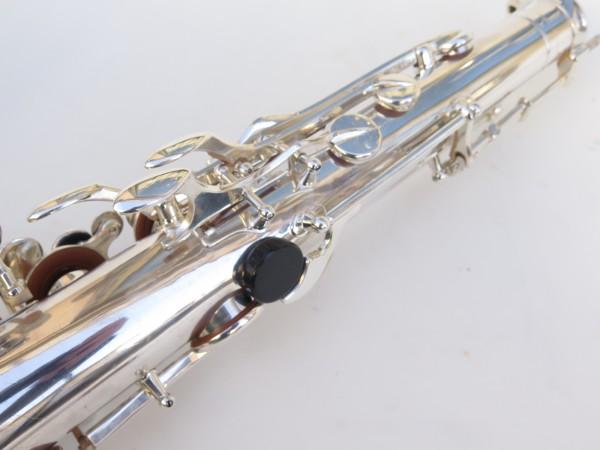 Saxophone ténor Selmer Mark 6 argenté (6)