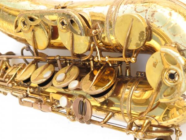 Saxophone ténor Selmer Mark 6 verni gravé (18)