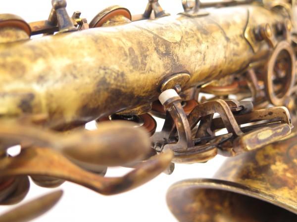 Saxophone alto Selmer Super Action 80 déverni oxydé (4)