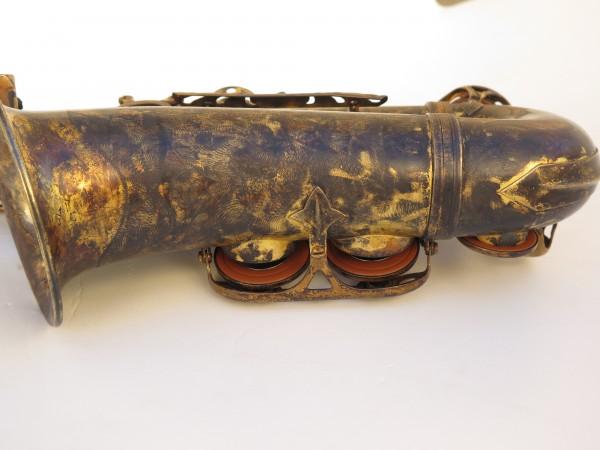 Saxophone alto Selmer Super Action 80 déverni oxydé (5)