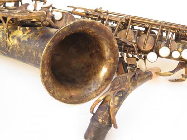 Saxophone alto Selmer Super Action 80 déverni oxydé (6)