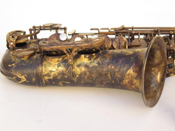 Saxophone alto Selmer Super Action 80 déverni oxydé (7)