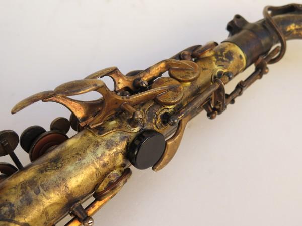 Saxophone alto Selmer Super Action 80 déverni oxydé (9)